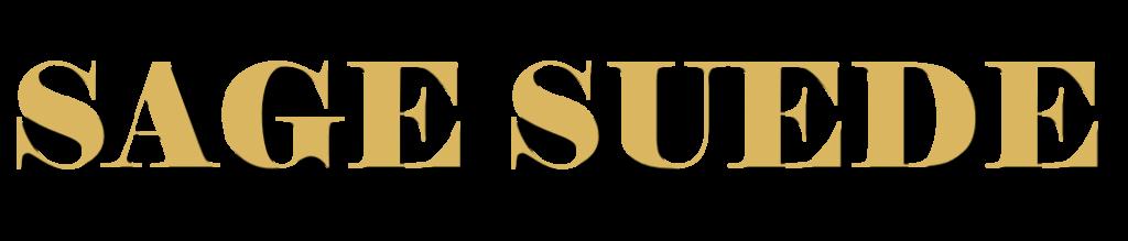 SAGE SUEDE – Hip Hop Musician & Fashion Brand in Austin, TX